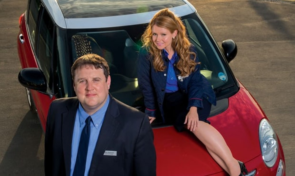 Peter Kay announces second charity screening of Car Share