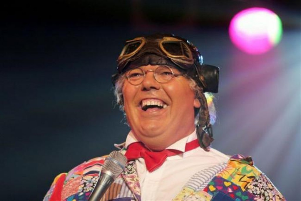 Another venue cancels Roy Chubby Brown