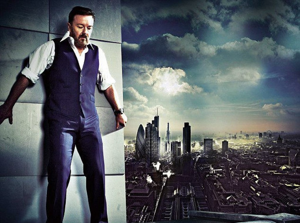 Cast named for Ricky Gervais's After Life
