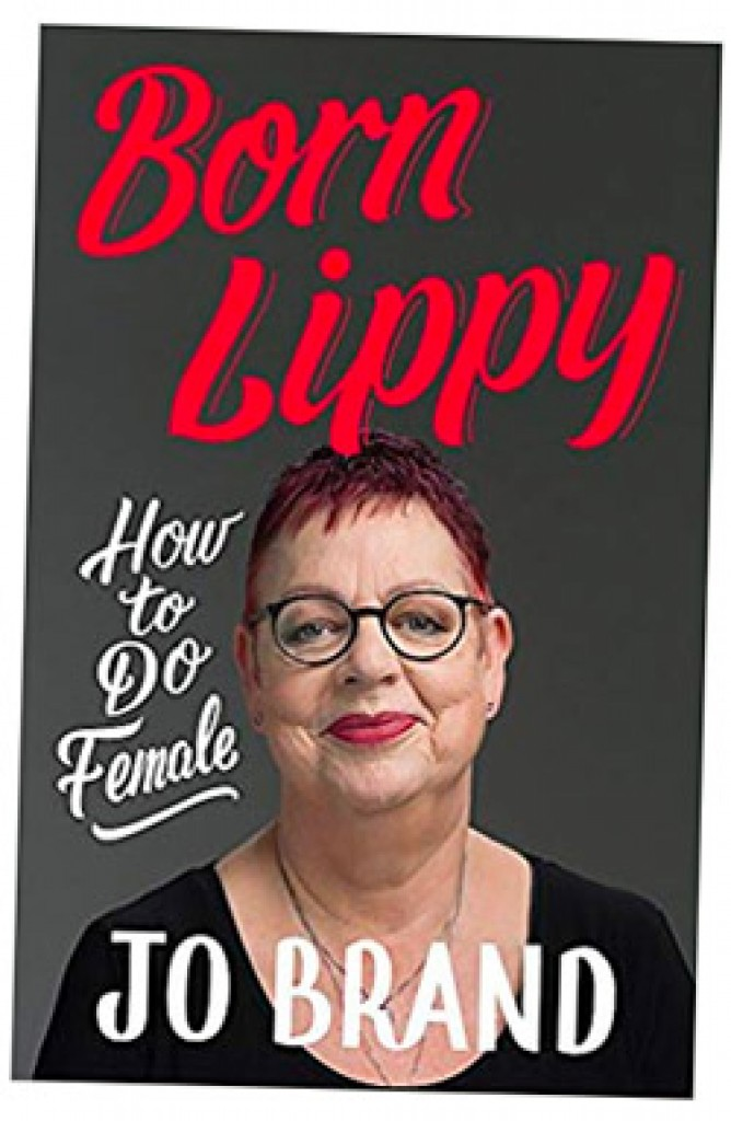 Jo Brand pens a new book