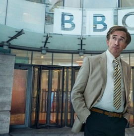 Alan Partridge returns to BBC One in magazine show