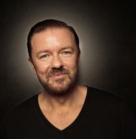 Ricky Gervais announces his first SuperNature gigs