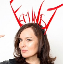 Deborah Frances-White pens Guilty Feminist book