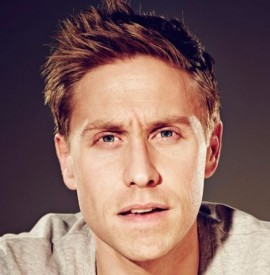 Comedians help Russell Howard to live longer