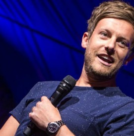 Chris Ramsey films stand-up special