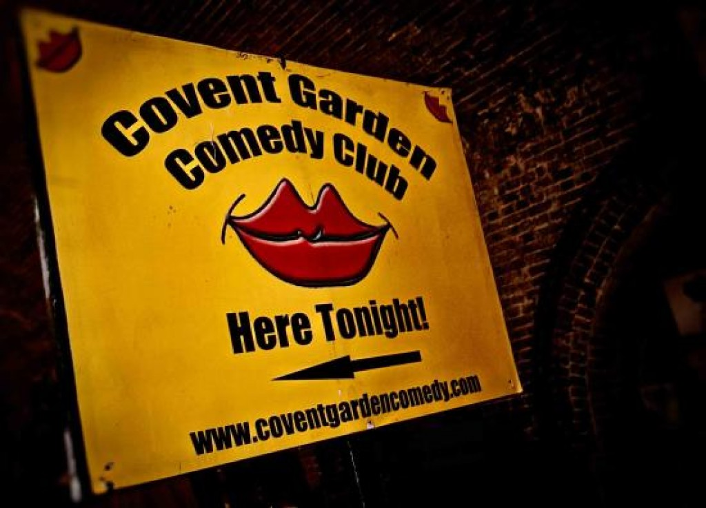Covent Garden Comedy Club